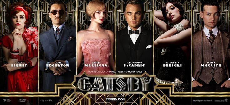 Baz Luhrman's The Great Gatsby