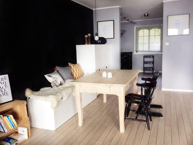 Ny Spisekrok. Min heim. IKEA Stuva. Interiør.