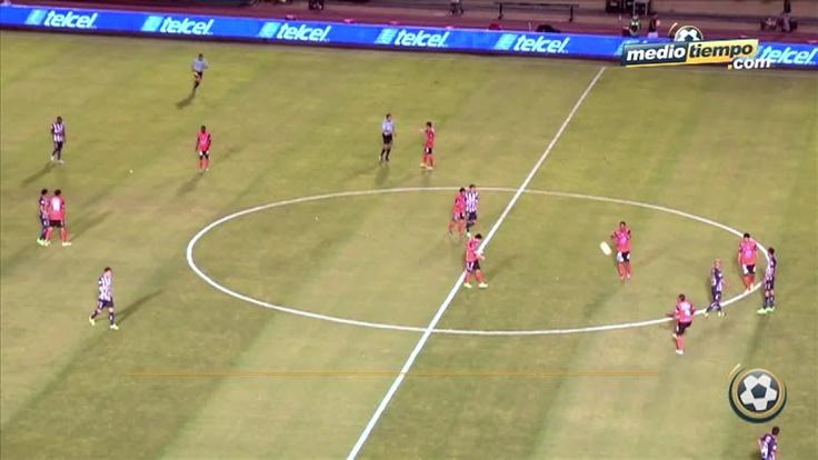 Monterrey 2-0 Pachuca... La Pandilla 'Raya' la Liguilla - Futbol - México - mediotiempo.com #Rayados