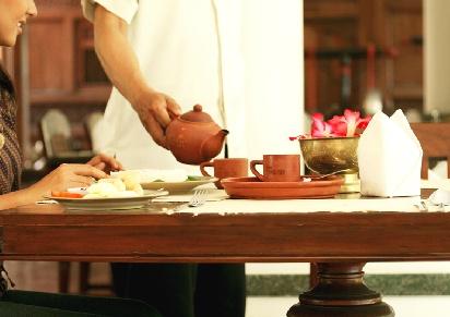 Restoran Laras, Roemahkoe Heritage Hotel