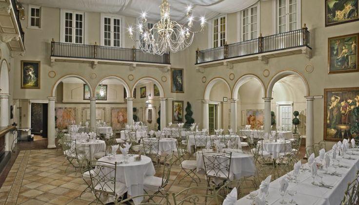 Reception Dining Hall Grand Island Mansion Grand island