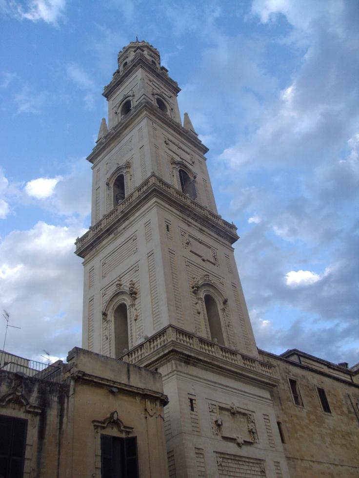 Lecce, Campanile del Duomo