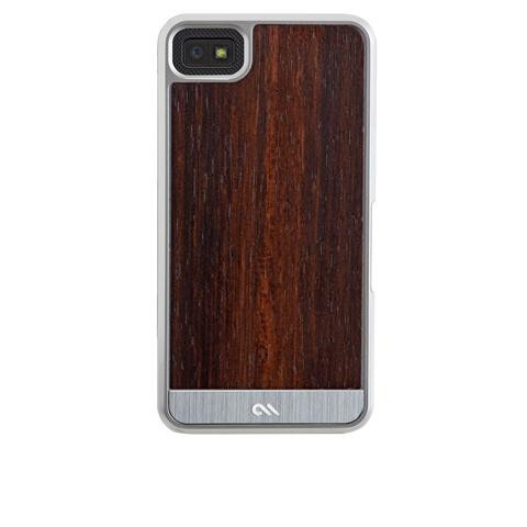 Case-mate Rosewood Crafted Wood Case for BlackBerry Z10 $49.99