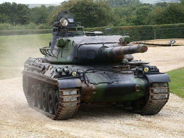 AMX-30 French MBT