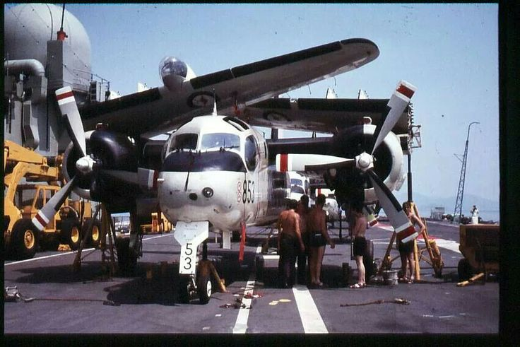 Grumman S-2G Tracker