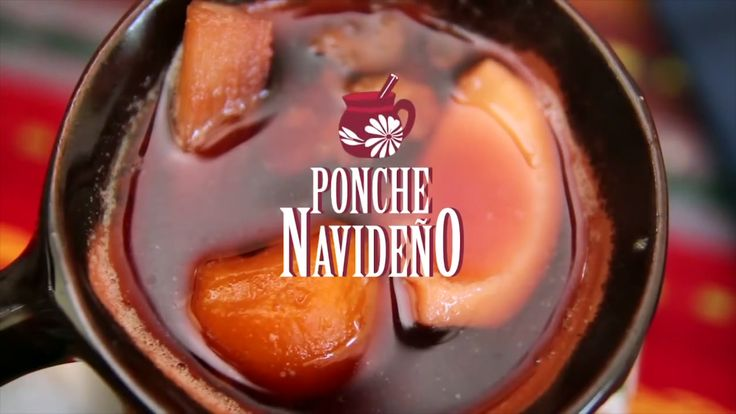 Ponche Navideño (Hot Mexican Fruit Punch)