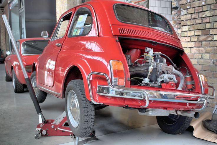 Fiat 500 von sabol