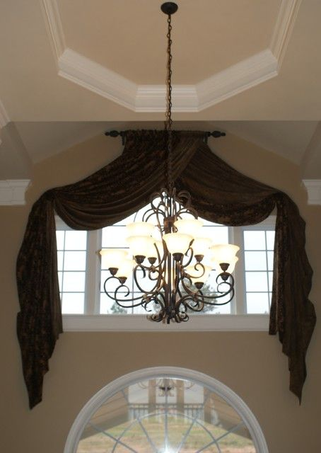 Large Foyer Window Treatment : Best foyer window treatments images on pinterest