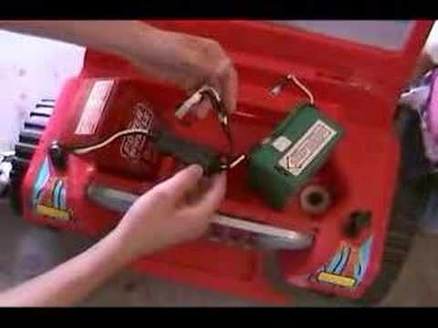 How to Double your Jeep Power Wheels power and speed « Yard Equipment