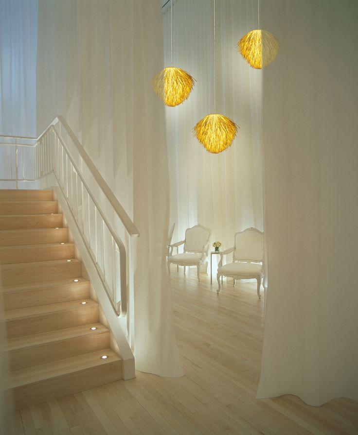 Tegan Lighting - Zia shades with Kore Ambient LED pendants. & 52 best Kore LED Pendant Light Fixtures images on Pinterest ... azcodes.com