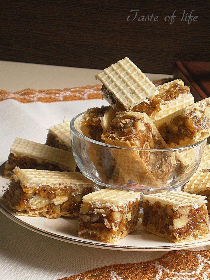 Taste of life: Posni sitni kolači