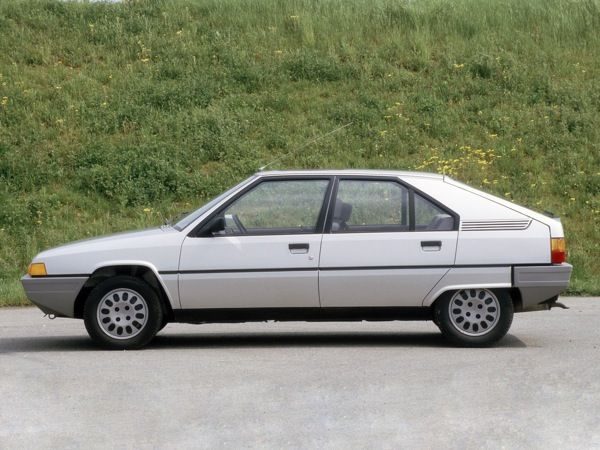 1986 Citroen BX 14RE was my first decent car! Lasted 150,000 miles and still sold it on!