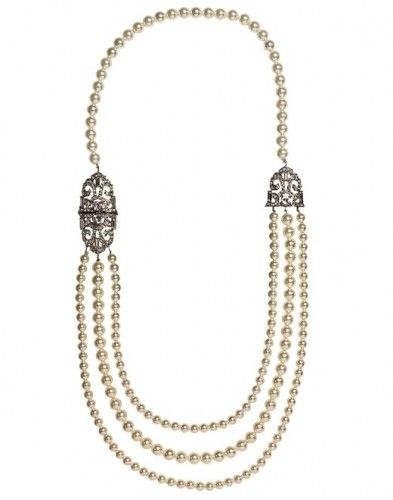 1920s Kelly pearl necklace
