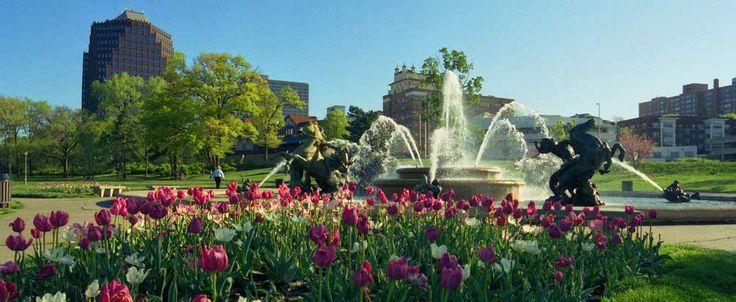 Springtime Kansas City
