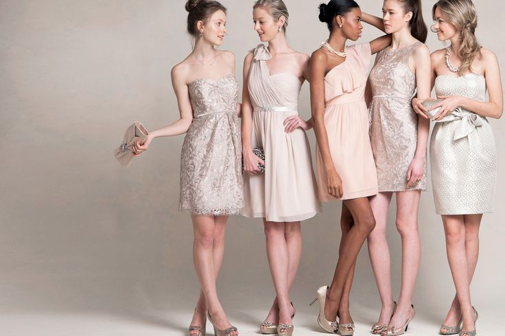 553 Best Images About Bridesmaid Dresses On Pinterest