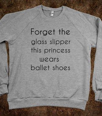 haha Disney Ballet - Love Disney - Skreened T-shirts, Organic Shirts, Hoodies, Kids Tees, Baby One-Pieces and Tote Bags