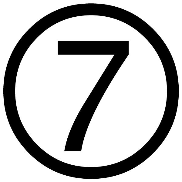 Number 7 ❤ liked on Polyvore featuring numbers, backgrounds, fillers, words, circles, numbers & symbols, round, arrows, circular and borders