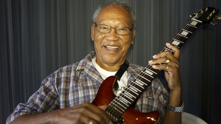 Jamaica's ska and reggae guitarist Ernest Ranglin continues to innovate, even at 82