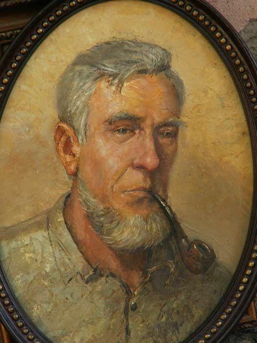 Father's portrait