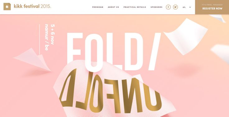 KIKK Festival 2015 - Site of the Day September 11 2015
