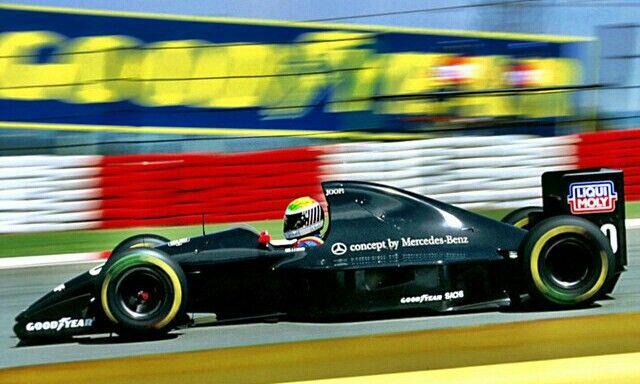 Sauber                                        No.30 JJ LEHTO                        Sauber C12                                   LH10 (Ilmor 2175A) NA3.5L V10 Goodyear