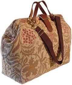 how to make a carpet bag