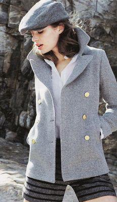 Cute jacket.....me like