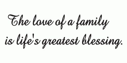 love quotes about family support Quotes about Family Love and Strength