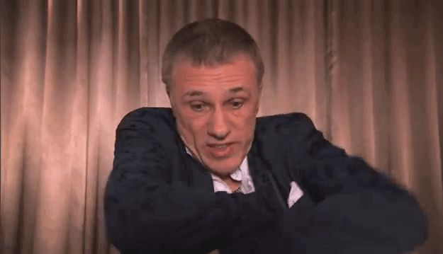 The Art Of Seduction By Christoph Waltz