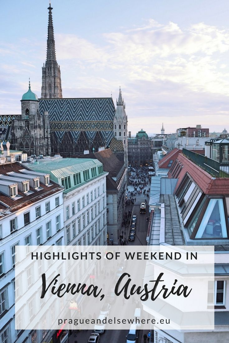 Read about highlights of visiting Vienna | Travel to Vienna, Austria | How to spend weekend in Vienna | Discover hidden gems of Vienna
