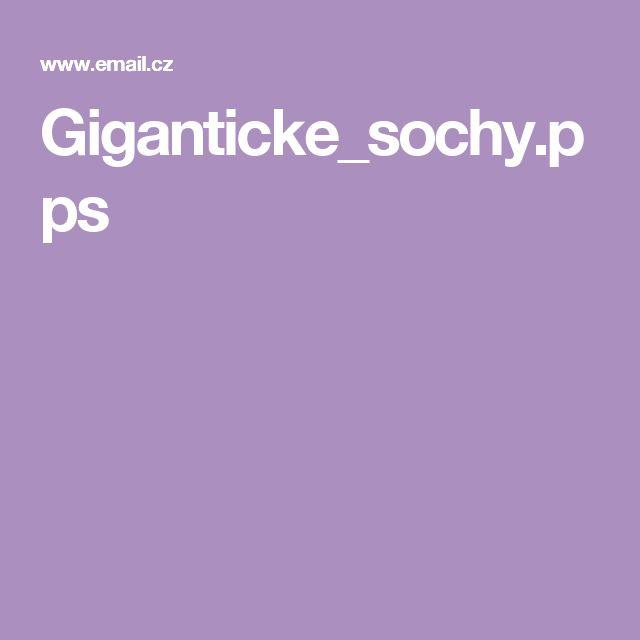 Giganticke_sochy.pps