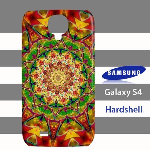 Ultra Mandala Samsung Galaxy S4 Case Cover Hardshell
