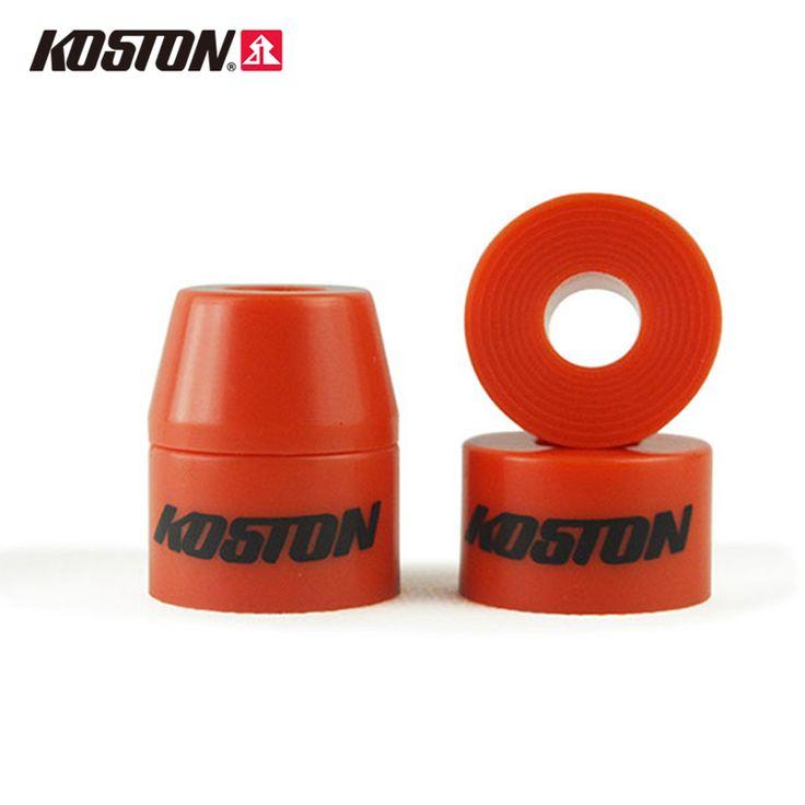 KOSTON Casting Longboard Bushing F24*10/14mm 85A AAK High Rebound Bushing Long PU Skateboard Accessories AC506 #Affiliate