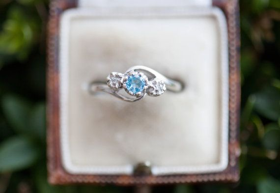 Check out this item in my Etsy shop https://www.etsy.com/ie/listing/253991091/9ct-art-deco-style-white-gold-aquamarine
