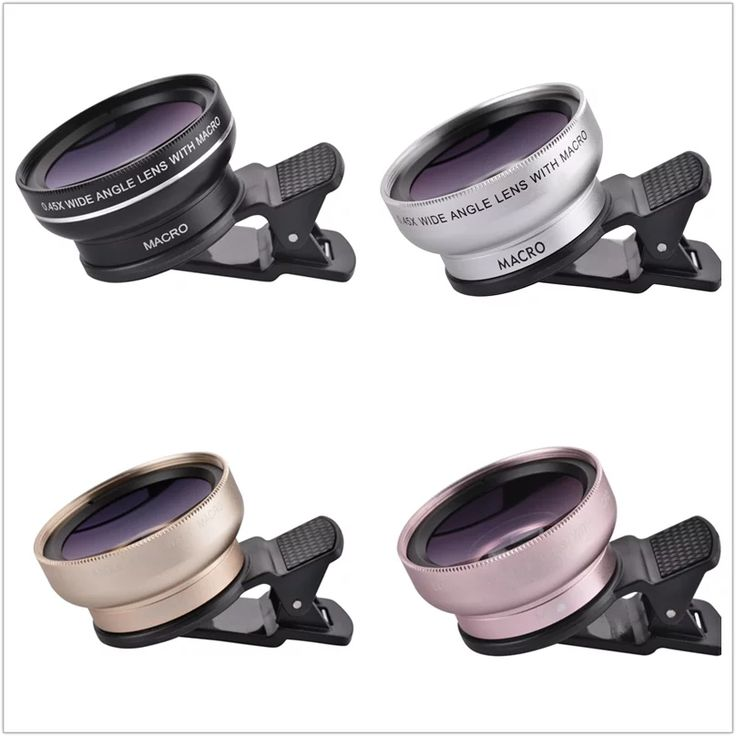 0.45X Super Wide Angle Macro Lens Mobile Phone Camera Lens 37mm Digital Definition Optical Lenses For iPhone 5S 6 7 Plus Samsung //Price: $US $8.09 & FREE Shipping //     #apple