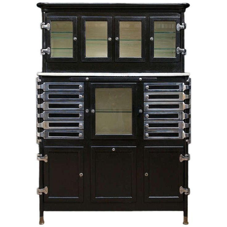 76 best images about antique dental cabinets on pinterest industrial modern cabinets and medical. Black Bedroom Furniture Sets. Home Design Ideas