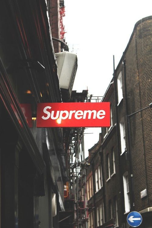 Supreme clothing store miami