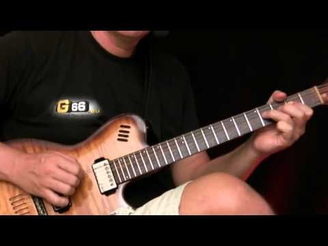 Rockabilly Guitar Lesson - Chuck Berry Style - YouTube