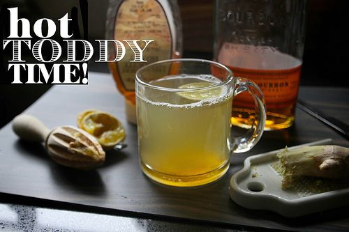 HOT TODDY TIME!Decadent Hot, Toddy Recipe, Cooking Buckets, Buckets Lists, Hot Water, Proper Toddy, Drinks, Hot Wintery, Hot Toddy