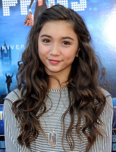 Rowan Blanchard top 20 pretty girls 10th!!!