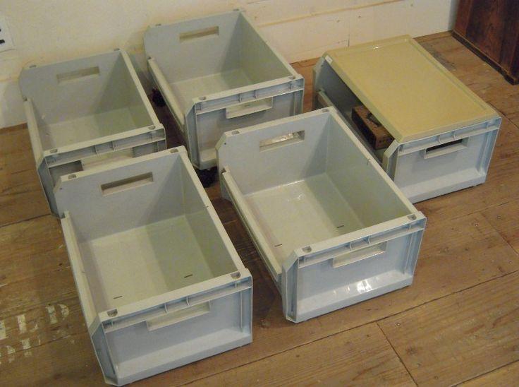 plastic box : mild country