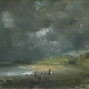 'Weymouth Bay' by John Constable, 1816