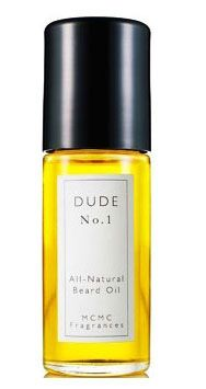 "Dude No. 1 Beard Oil Is Perfect For No-Shave ""Movember"""