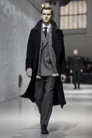 Corneliani Fall Winter Menswear 2012