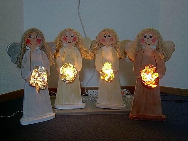 weihnachtsengel lichterengel der preis gilt f r jeweils einen engel die engel sind aus 2 cm. Black Bedroom Furniture Sets. Home Design Ideas