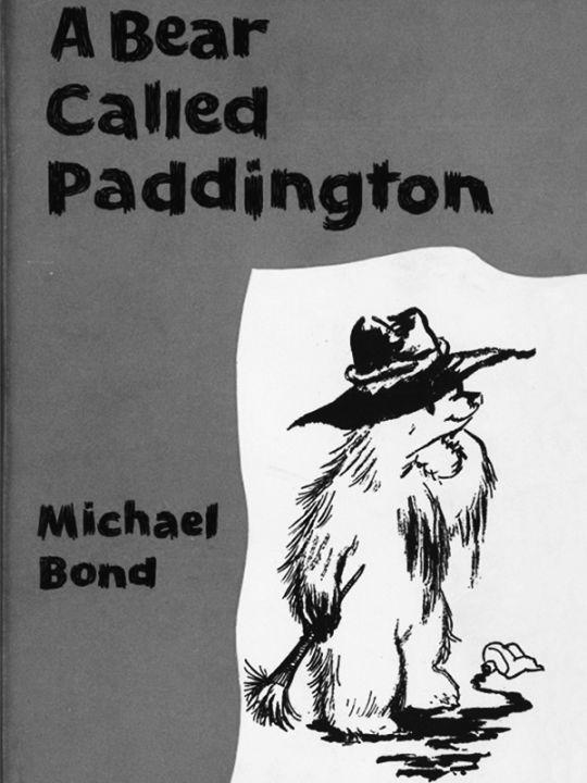 Kindle 4 Screensaver: A Bear Called Paddington