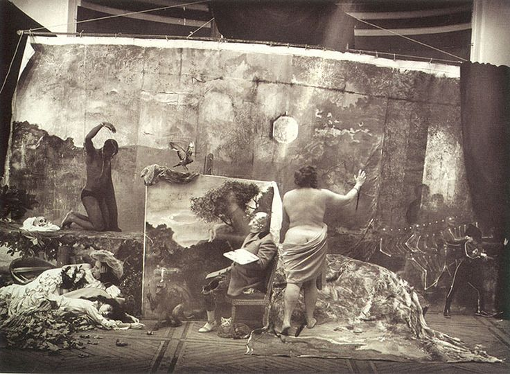 joel peter witkin the photographer essay Joel peter witkin imagines bush's ship of fools  in a (now 20 year old essay)  david levi strauss writes of witkin: a dedicated student of.