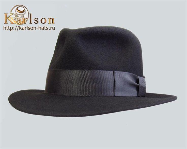 Шляпа федора купить наложенным платежом