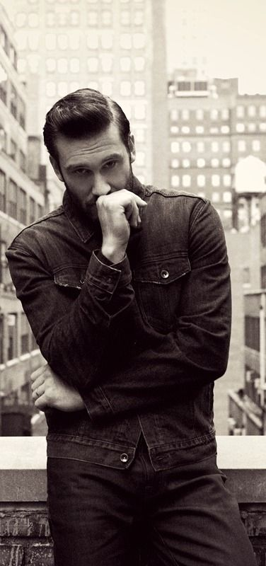 Clive Standen by Shannon Sinclair (edited) Just fell more in love with him.