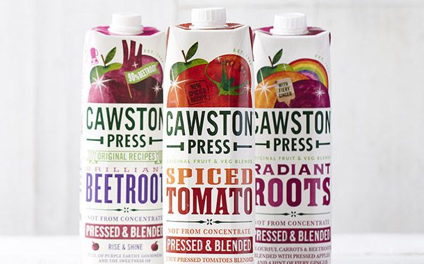 The new flavour adds to the recent radiant roots and brilliant beetroot juices.